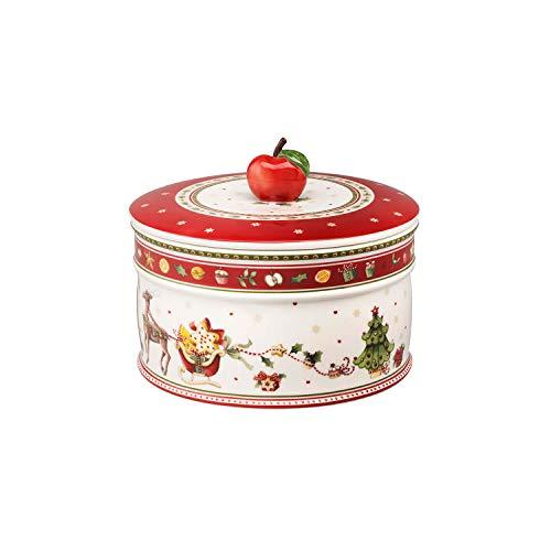 Meine Keksdose ist aus der Weihnachts-Serie von Villeroy & Boch