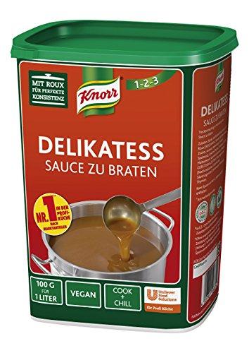 Knorr Delikatess Sauce zu Braten (vegan) - 1 kg)