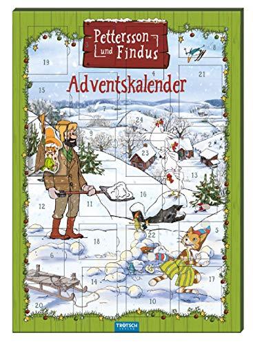 Magnet-Adventskalender 'Pettersson & Findus': mit 24 tollen Magneten