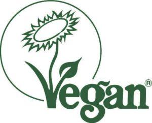 Die vegan-Blume