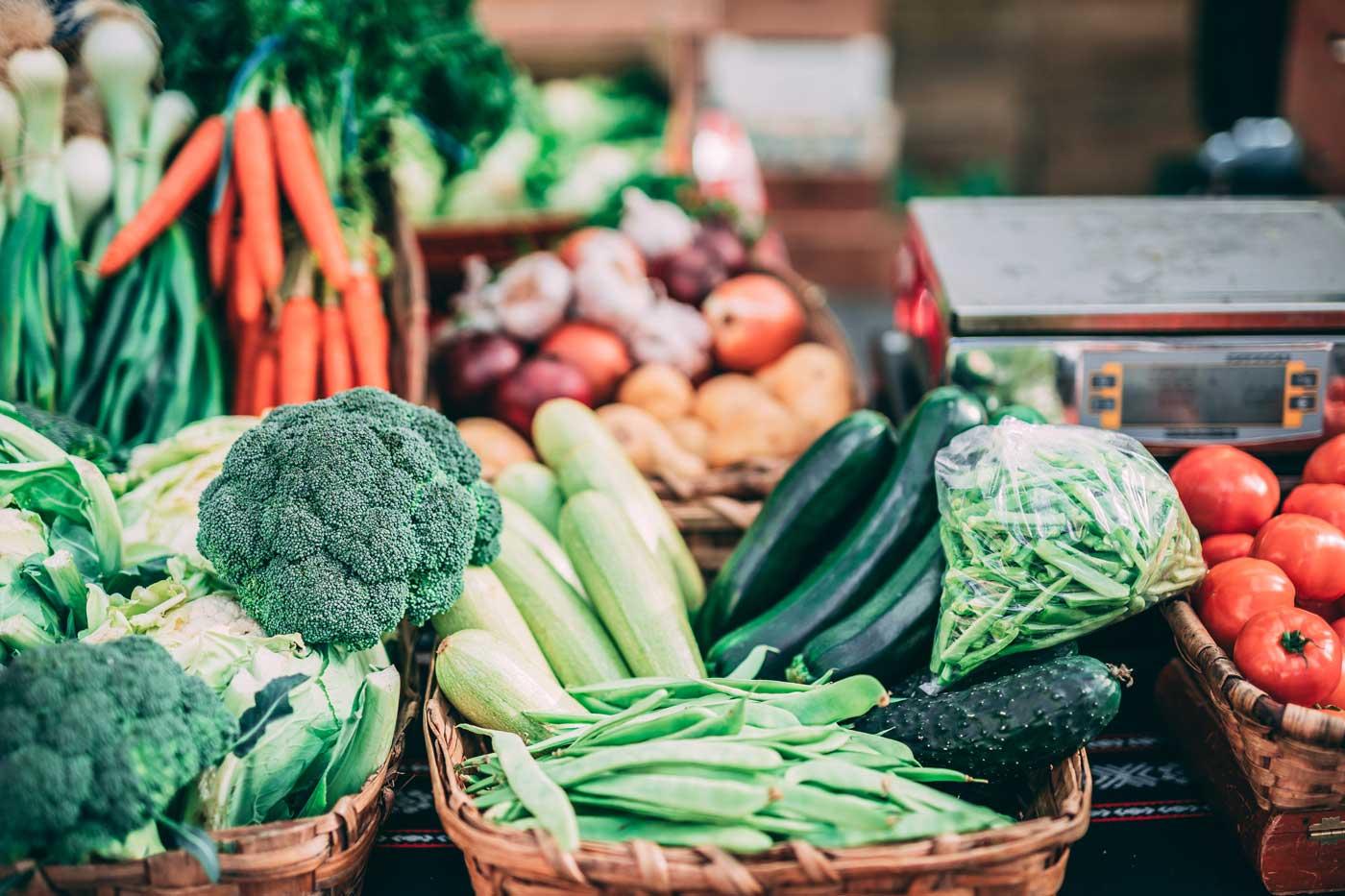 Vegane Lebensmittel und Alternativen