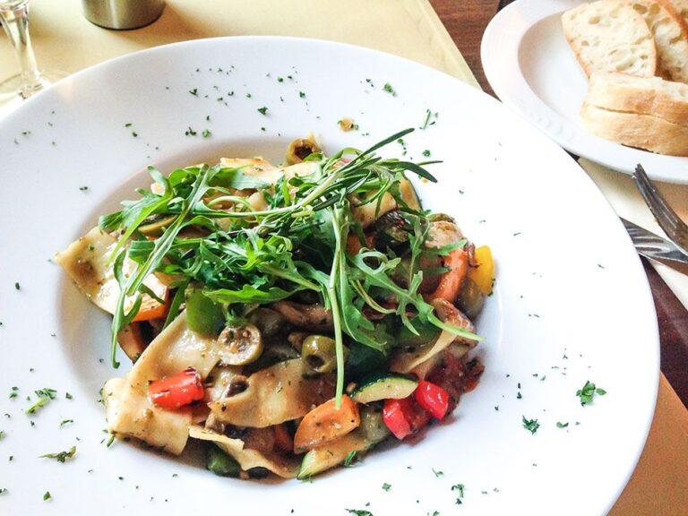 Vegan Essen gehen auf Norderney