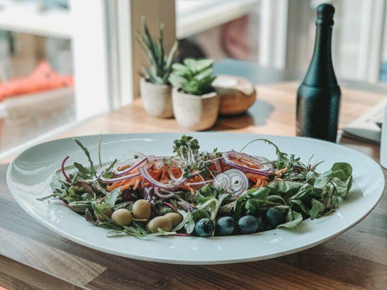 Salat Giftbude Norderney