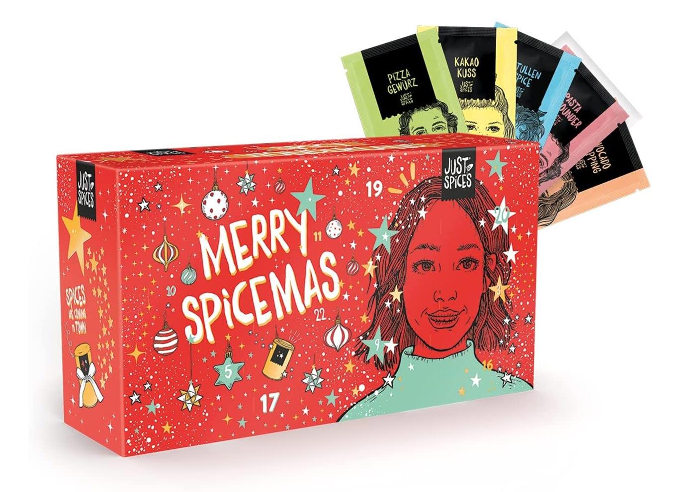 Just Spices - kleiner Adventskalender 2021