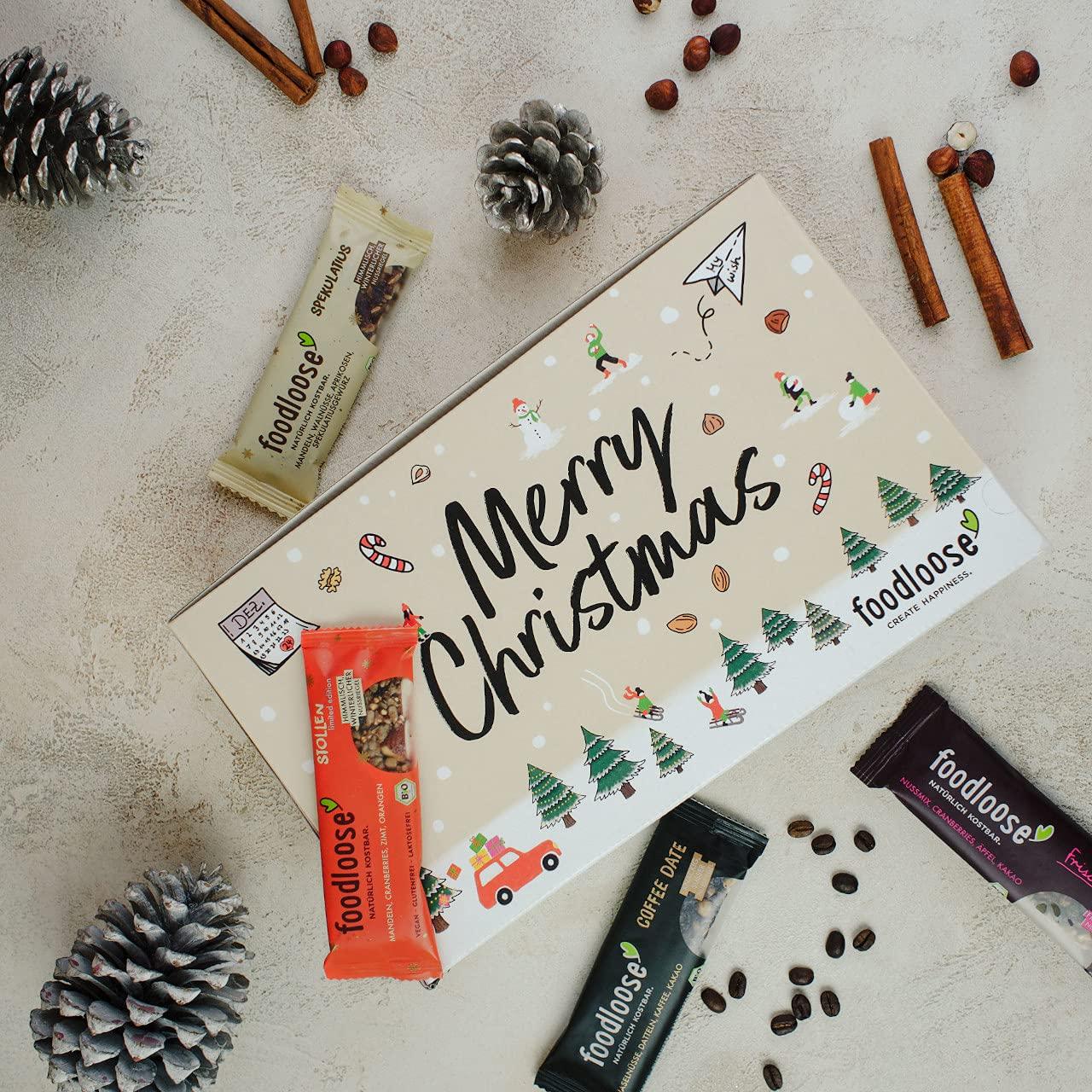 foodloose Weihnachtskalender 2021