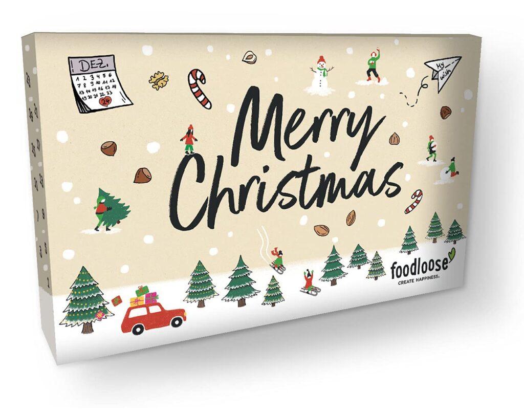 foodloose Adventskalender 2021