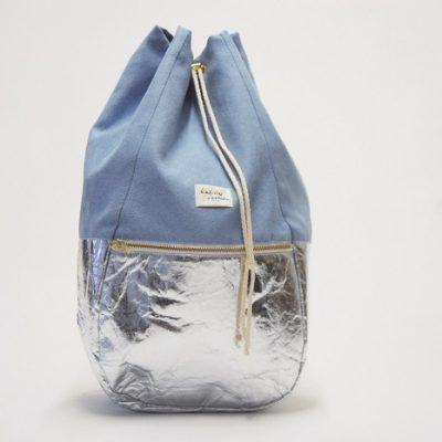 Rucksack aus veganem Pinatex