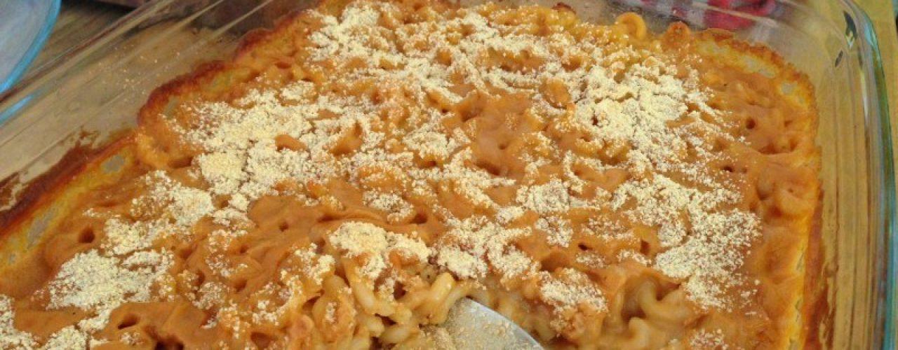 Vegane Mac and Cheese